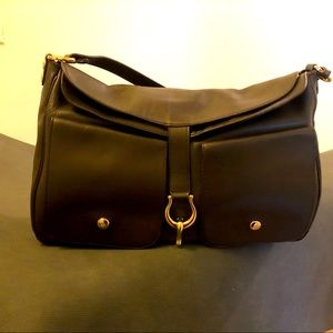 Kate Spade Leather baguette bag